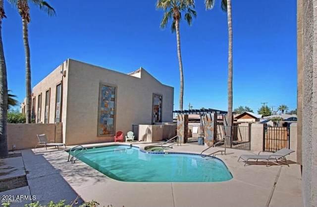 1241 N 48TH Street #110, Phoenix, AZ 85008 (MLS #6289402) :: Executive Realty Advisors
