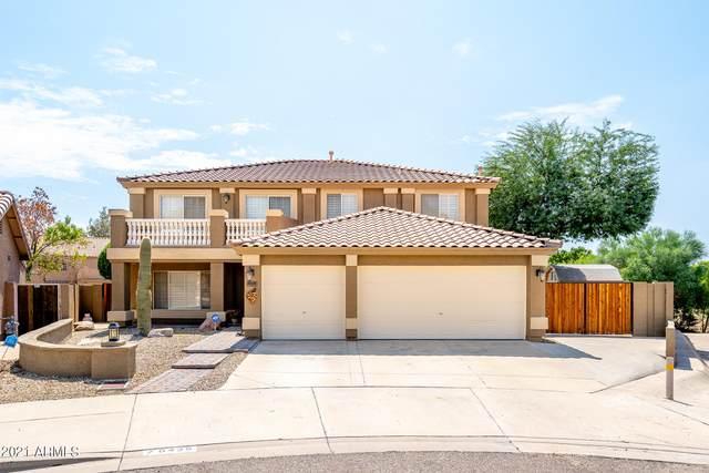 6425 W Avenida Del Rey, Phoenix, AZ 85083 (MLS #6289435) :: Elite Home Advisors