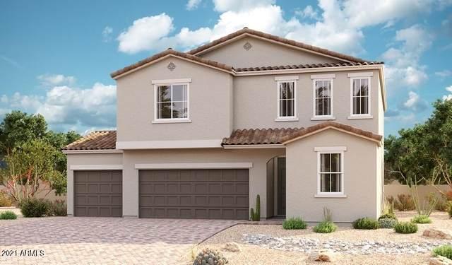 1263 N Topaz Trail, Coolidge, AZ 85128 (MLS #6289443) :: Elite Home Advisors