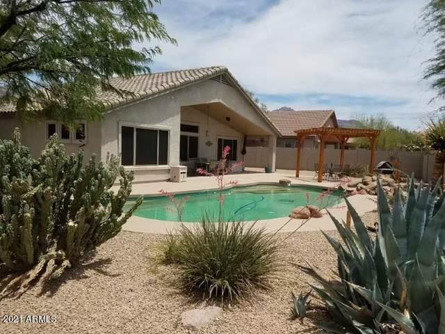 6951 E Hacienda La Noria Lane, Gold Canyon, AZ 85118 (MLS #6289452) :: The Copa Team   The Maricopa Real Estate Company