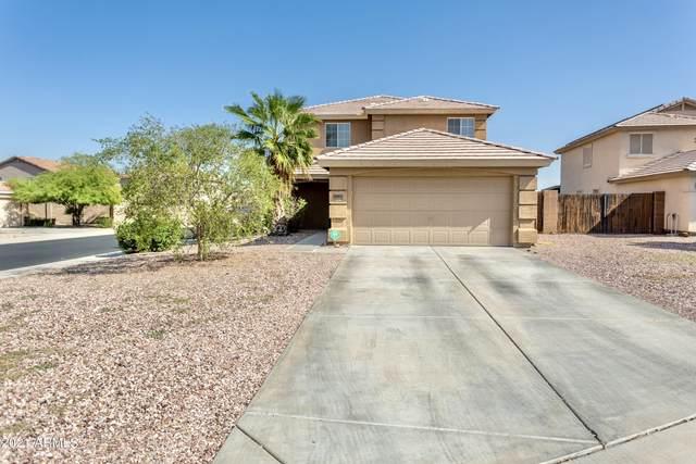 22369 W La Vista Circle, Buckeye, AZ 85326 (MLS #6289493) :: Executive Realty Advisors