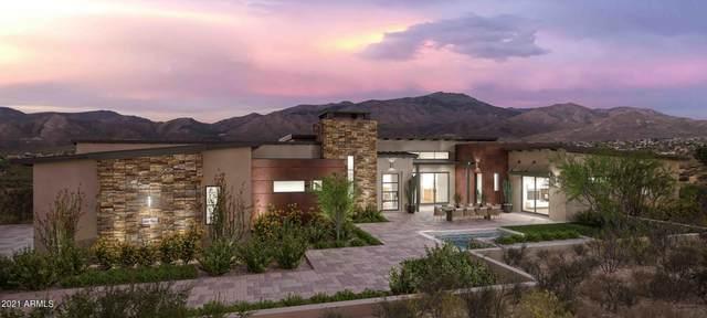 5400 E Desert Hills Road, Cave Creek, AZ 85331 (MLS #6289500) :: Elite Home Advisors