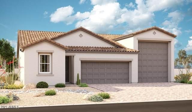 1078 N 10TH Place, Coolidge, AZ 85128 (MLS #6289544) :: Elite Home Advisors