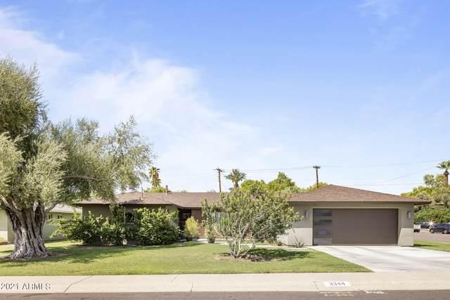 3344 N 62ND Street, Scottsdale, AZ 85251 (MLS #6289547) :: Yost Realty Group at RE/MAX Casa Grande