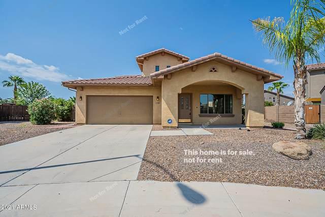 17738 N Carmen Avenue, Maricopa, AZ 85139 (MLS #6289580) :: Elite Home Advisors