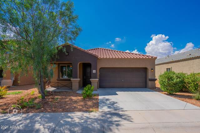 4706 S 238TH Lane, Buckeye, AZ 85326 (MLS #6289592) :: Klaus Team Real Estate Solutions