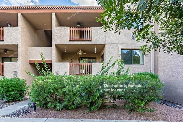 3031 N Civic Center Plaza #216, Scottsdale, AZ 85251 (MLS #6289602) :: Arizona 1 Real Estate Team