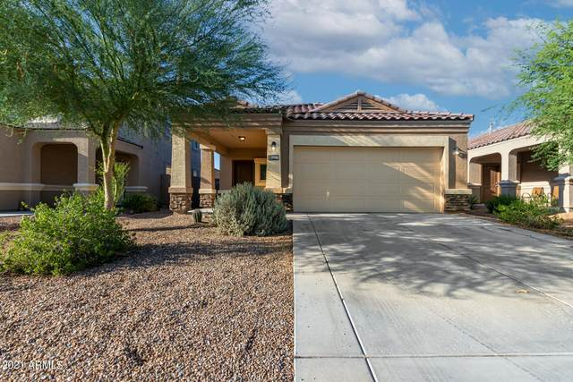 29940 W Monterey Drive, Buckeye, AZ 85396 (MLS #6289618) :: Executive Realty Advisors