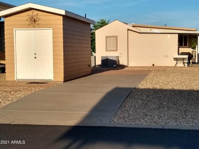 17200 W Bell Road, Surprise, AZ 85374 (MLS #6289625) :: Fred Delgado Real Estate Group