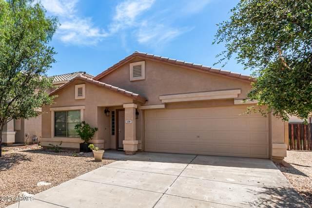 1281 W Hereford Drive, San Tan Valley, AZ 85143 (MLS #6289645) :: The Ellens Team