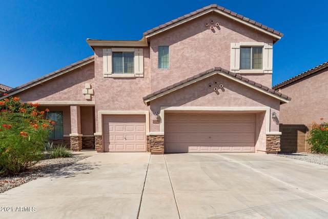 1536 E Chaparral Place, Casa Grande, AZ 85122 (MLS #6289656) :: Elite Home Advisors