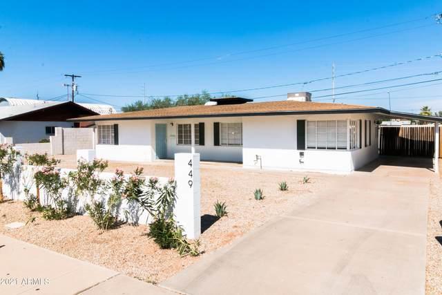 449 N Drew Street E, Mesa, AZ 85201 (MLS #6289668) :: The Ellens Team