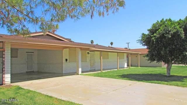 3740 W Krall Street, Phoenix, AZ 85019 (MLS #6289682) :: Devor Real Estate Associates