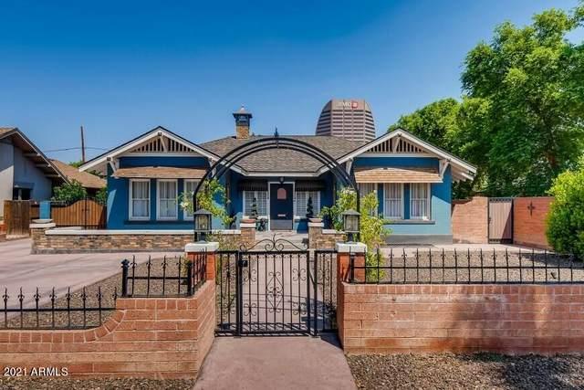 30 W Lynwood Street, Phoenix, AZ 85003 (MLS #6289684) :: Elite Home Advisors