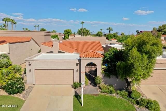 7565 N Via De La Siesta, Scottsdale, AZ 85258 (MLS #6289718) :: Conway Real Estate