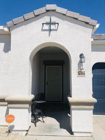 16955 N Quinto Street, Maricopa, AZ 85138 (MLS #6289743) :: Executive Realty Advisors
