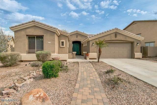 6531 S Ruby Drive, Chandler, AZ 85249 (MLS #6289754) :: Yost Realty Group at RE/MAX Casa Grande