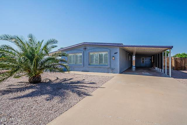 7455 E Balsam Circle, Mesa, AZ 85208 (MLS #6289784) :: West Desert Group | HomeSmart