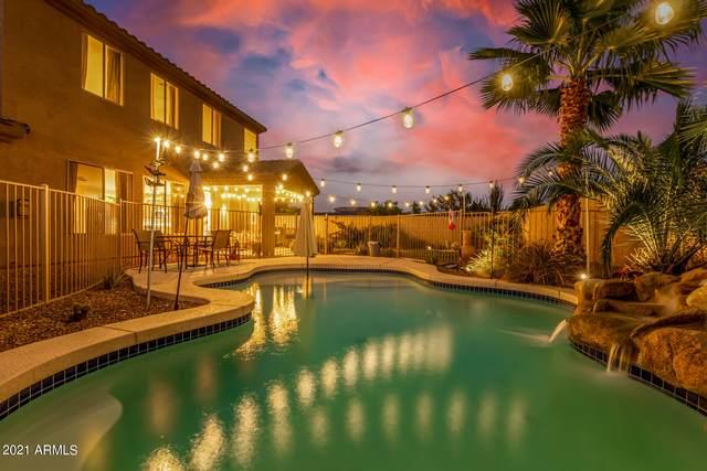 17871 W Buckhorn Drive, Goodyear, AZ 85338 (MLS #6289790) :: Klaus Team Real Estate Solutions