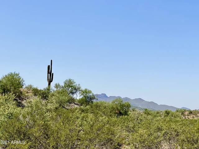 0 Vista Del Oro, Scottsdale, AZ 85264 (MLS #6289795) :: Klaus Team Real Estate Solutions