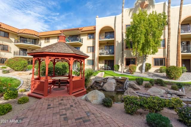 10330 W Thunderbird Boulevard A234, Sun City, AZ 85351 (MLS #6289803) :: Executive Realty Advisors