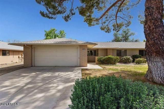 12611 W Castle Rock Drive, Sun City West, AZ 85375 (MLS #6289844) :: The Riddle Group