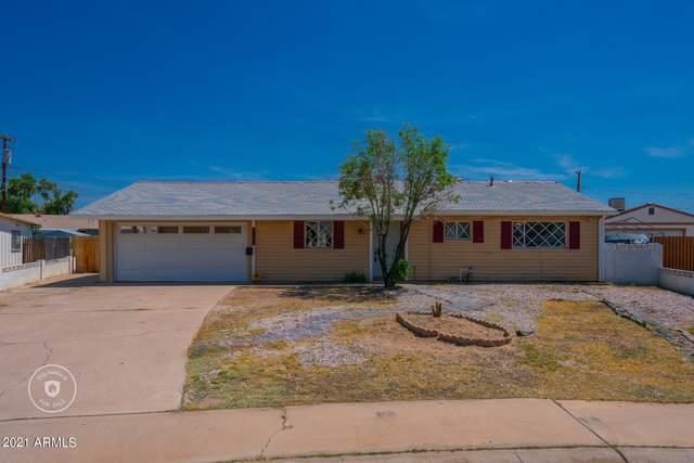 12221 N 33RD Drive, Phoenix, AZ 85029 (MLS #6289845) :: Yost Realty Group at RE/MAX Casa Grande