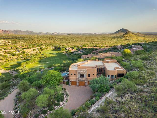 9420 N Crimson Canyon, Fountain Hills, AZ 85268 (MLS #6289913) :: Justin Brown | Venture Real Estate and Investment LLC