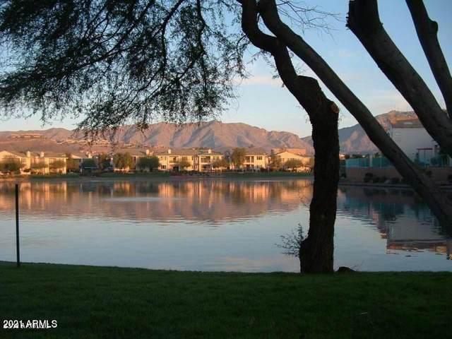 16013 S Desert Foothills Parkway #1060, Phoenix, AZ 85048 (MLS #6289929) :: Executive Realty Advisors