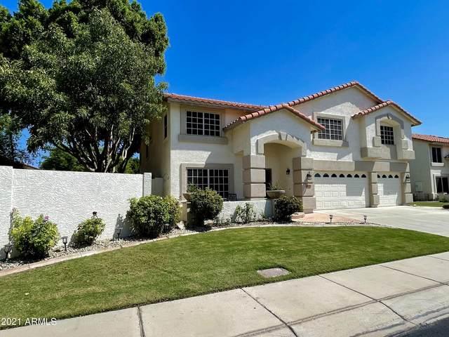 12735 N 58TH Drive, Glendale, AZ 85304 (MLS #6289931) :: Yost Realty Group at RE/MAX Casa Grande
