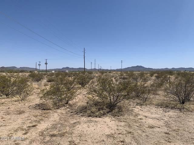 0 W Webb St & 523rd Ave, Tonopah, AZ 85354 (MLS #6289936) :: Yost Realty Group at RE/MAX Casa Grande