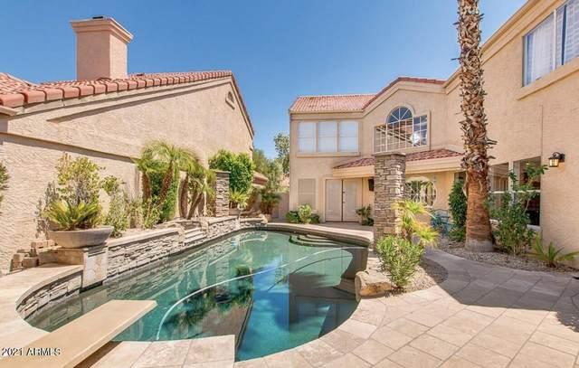 11872 N 112TH Way, Scottsdale, AZ 85259 (MLS #6289938) :: Devor Real Estate Associates