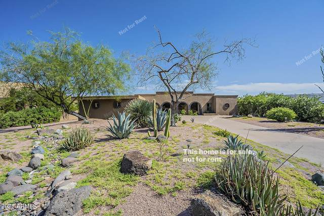 16817 E Hawk Drive, Fountain Hills, AZ 85268 (MLS #6289971) :: Elite Home Advisors