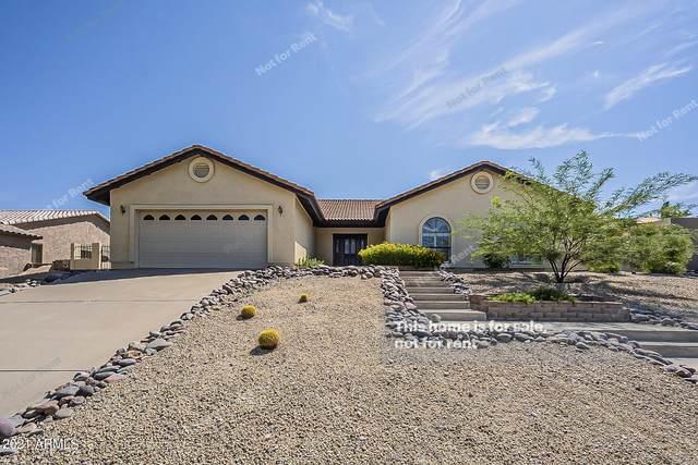 16513 E Briarwood Drive, Fountain Hills, AZ 85268 (MLS #6289974) :: Yost Realty Group at RE/MAX Casa Grande