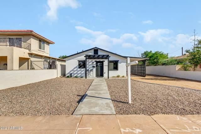 1326 E Willetta Street, Phoenix, AZ 85006 (MLS #6289978) :: The Laughton Team