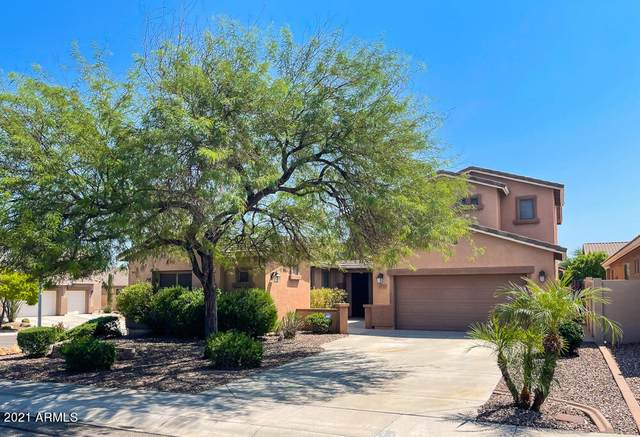 27515 N 64TH Drive, Phoenix, AZ 85083 (MLS #6289982) :: Elite Home Advisors