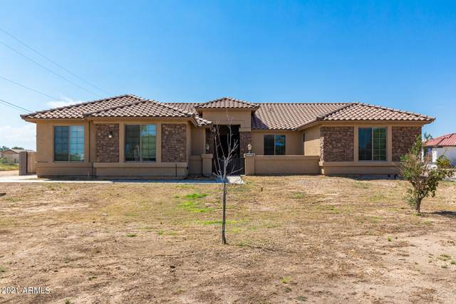 18136 E Indian Wells Place, Queen Creek, AZ 85142 (MLS #6290022) :: Executive Realty Advisors