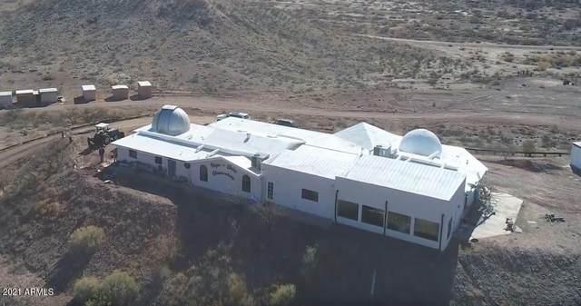 1311 S Astronomers Road, Benson, AZ 85602 (MLS #6290033) :: Hurtado Homes Group