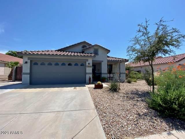 11349 E Quartet Avenue, Mesa, AZ 85212 (MLS #6290044) :: Yost Realty Group at RE/MAX Casa Grande