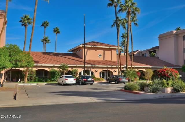 4141 N 31ST Street #324, Phoenix, AZ 85016 (MLS #6290049) :: Klaus Team Real Estate Solutions