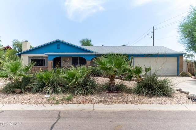 601 E Calle Adobe Lane, Goodyear, AZ 85338 (MLS #6290056) :: Yost Realty Group at RE/MAX Casa Grande