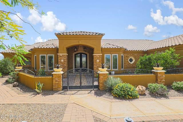 16231 E Trevino Drive, Fountain Hills, AZ 85268 (MLS #6290079) :: The Daniel Montez Real Estate Group