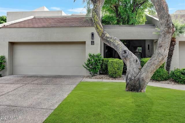 7760 E Gainey Ranch Road E #39, Scottsdale, AZ 85258 (MLS #6290087) :: Yost Realty Group at RE/MAX Casa Grande