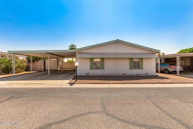 10951 N 91ST Avenue #170, Peoria, AZ 85345 (MLS #6290122) :: The Garcia Group