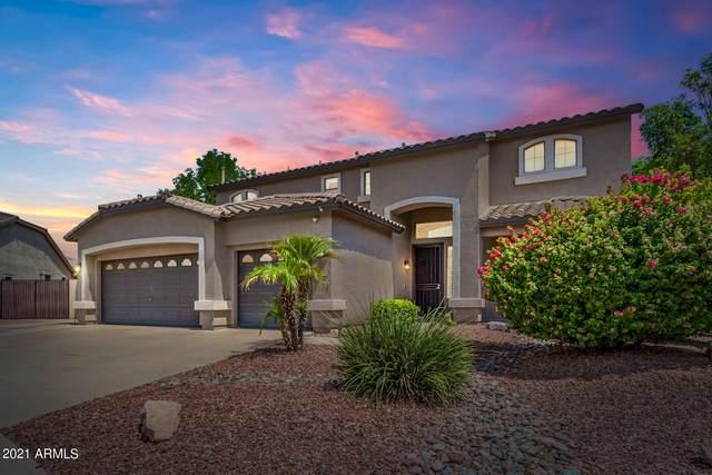 2921 S Martingale Road, Gilbert, AZ 85295 (MLS #6290136) :: The Copa Team   The Maricopa Real Estate Company