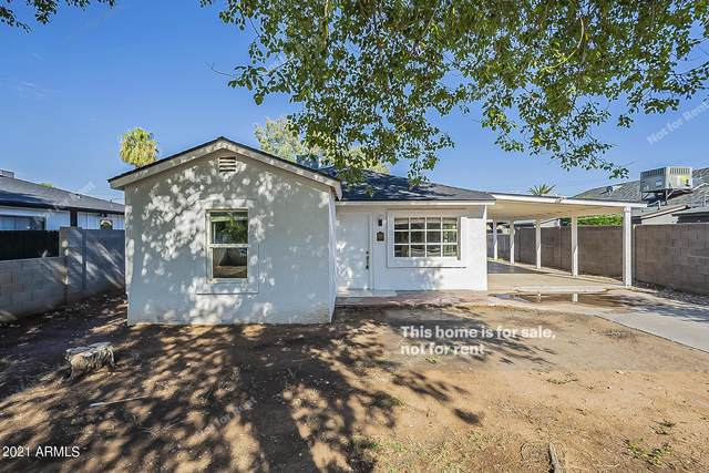 2205 N 23RD Street, Phoenix, AZ 85006 (MLS #6290142) :: Service First Realty