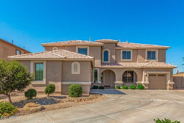32840 N 43RD Street, Cave Creek, AZ 85331 (MLS #6290154) :: Executive Realty Advisors
