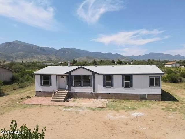 5950 S Camino Del Amor, Hereford, AZ 85615 (MLS #6290160) :: Yost Realty Group at RE/MAX Casa Grande