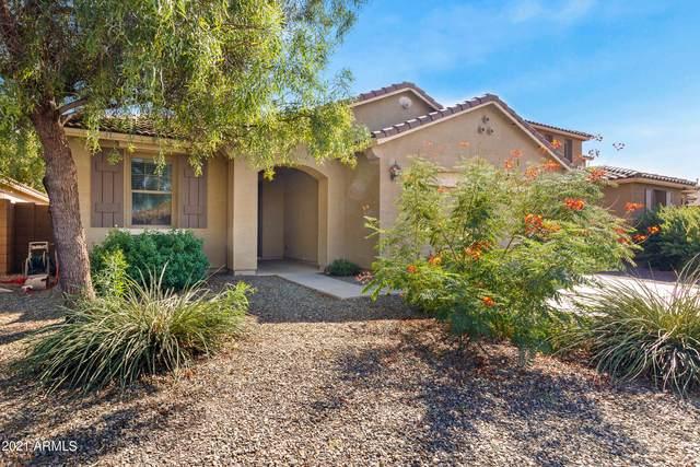 1241 W Stephanie Lane, San Tan Valley, AZ 85143 (MLS #6290183) :: TIBBS Realty