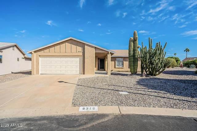 8316 E Farmdale Drive, Mesa, AZ 85208 (MLS #6290184) :: Elite Home Advisors